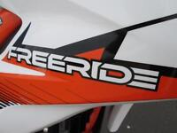 KTM 350 FREERIDE EXC 2014 ENDURO ROAD REGISTERED GREEN LANE @ RPM OFFROAD