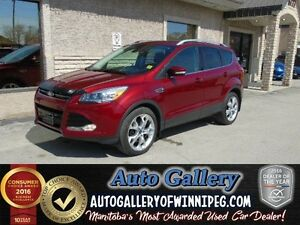 2015 Ford Escape Titanium *Lthr/Roof