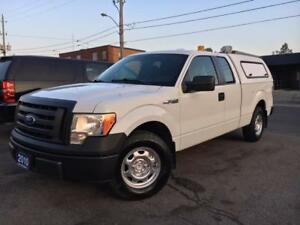 2010 Ford F-150 XL **MATCHING CAP-BED SLIDE**