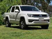 2018 Volkswagen Amarok 2H MY18 TDI420 4MOTION Perm Core Plus White 8 Speed Automatic Utility Hahndorf Mount Barker Area Preview