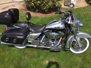 2003 Anniversary Addition Road King Classic