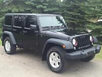 2014 Jeep Wrangler Unlimited ~ Quick Approval! Only $181 B/W