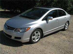 2006 Acura CSX Sunroof.  Paddle shifter. MINT! SALE at$5900!!