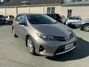 2014 Toyota Corolla ZRE182R Ascent Bronze 7 Speed CVT Auto Sequential Hatchback Southport Gold Coast City Preview