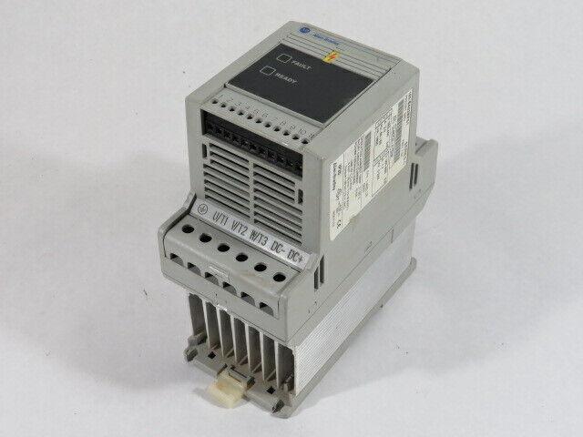 Allen-Bradley 160-BA02NPS1 AC Smart Speed Controller USED