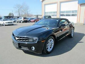 CHEVROLET CAMARO LT 2013 * DECAPOTABLE * AUTOMATIQUE *