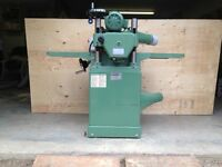 Planer and Dust Collector Package