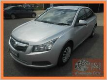 2009 Holden Cruze JG CD Silver 5 Speed Manual Sedan Warwick Farm Liverpool Area Preview