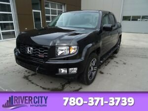 2014 Honda Ridgeline 4WD SPORT Back-up Cam,  Bluetooth,  A/C,