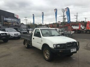 2000 Holden Rodeo TFR7 DX (4x4) 5 Speed Manual 4x4 Lilydale Yarra Ranges Preview