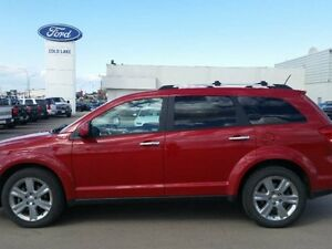2012 Dodge Journey LEATHER, UCONNECT,HEATED SEATS, SUNROOF, 7 PA
