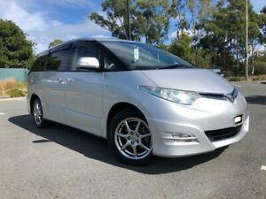 2007 Toyota Estima GSR55 Aeras Silver 5 Speed Automatic Wagon Arundel Gold Coast City Preview