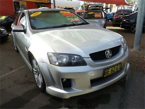 2007 Holden Commodore VE SV6 Silver 5 Speed Sports Automatic Sedan Colyton Penrith Area Preview