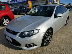2014 Ford Falcon FG MK2 XR6T Silver 6 Speed Auto Seq Sportshift Sedan Wangara Wanneroo Area Preview