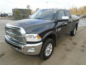** 2014 ** DODGE ** RAM ** 3500 ** LARAMIE ** LOADED **