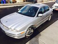 2003 Jaguar X-TYPE-VERY LOW KMS-TRADE IN-RUNS & DRIVES GREAT