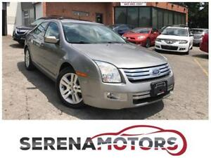 FORD FUSION SEL V6 | LEATHER | SUNROOF | NO ACCIDENTS