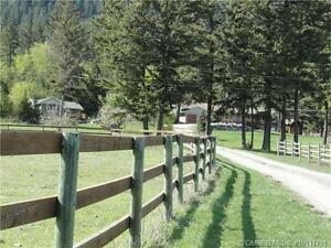 Private Country Acreage 20 minutes from Vernon
