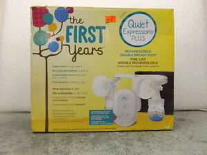The First Years DOUBLE BREAST PUMP - SALE... $$$ 80