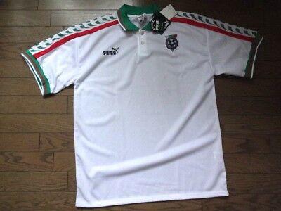 Bulgaria 100% Original Soccer Jersey Shirt 1996/97 Home Kit L Puma Still BNWT  image
