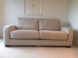 Astor 2.5-seater fabric sofa bed for sale (GBP 499 o.n.o)