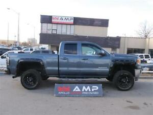 2014 GMC Sierra 4X4 WOW! Rims upgrade lift! FLARES AND NAVI