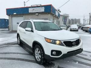 KIA SORENTO 2013 LX AWD 7 PASSAGERS / PUSH START / BLUETOOTH !!
