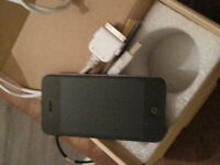 Iphone4 black IN GOOD CONDITION