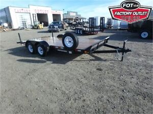 16ft Car Hauler -*$3,774 All In & Out The Door*- Spare Incl!