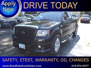 2008 Ford F-150 FX2 - MINT CONDITION - 4 WHEEL DRIVE