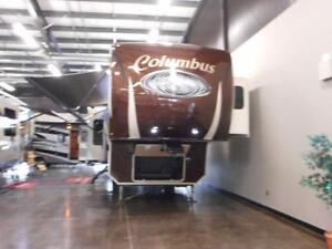 COME IN AND JUMP ON THE COLUMBUS F375RL GENTLY USED