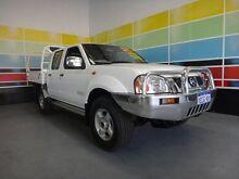 2005 Nissan Navara D22 ST-R (4x4) 5 Speed Manual Wangara Wanneroo Area Preview