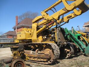 JOHN DEERE 'S PARTING OUT