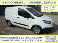 EURO 6 , AIR CONDITIONING , 51000 MILES , FSH
