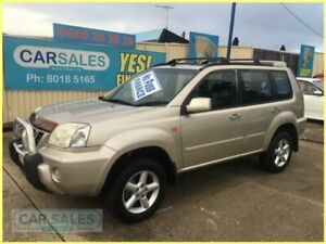 2003 Nissan X-Trail T30 TI Luxury (4x4) Champagne 4 Speed Automatic Wagon Kogarah Rockdale Area Preview