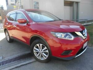 2014 Nissan X-Trail T32 ST X-tronic 2WD Red 7 Speed Constant Variable Wagon Southport Gold Coast City Preview