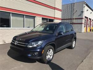 2016 Volkswagen Tiguan, prix de vente 19995$, 253$/mois 0$ cash