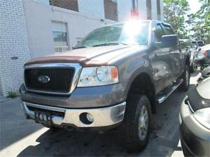 2006 Ford F150 4.7L Supercrew 4X4 Accident Free/Well serviced.