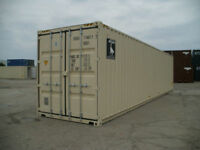 Seacans, Shipping Containers, Secure Storage - Used 40ft $3600