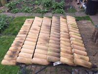 Log Edging Board x6