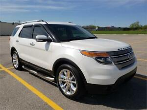 2014 Ford Explorer Limited Very Low Kms