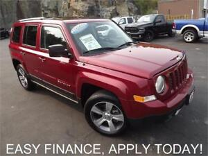 2016 Jeep Patriot High Altitude LEATHER HEATED SEATS!! MOONROOF!