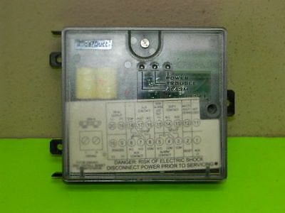 Ge Tellaire Est Superduct Tsd-ct Four Wire Controller Duct Detector Fire Alarm
