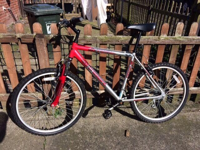 Freespirit Mountain Bike hardly used