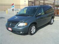 2005 Dodge Grand Caravan SXT DVD STOW'N GO