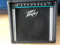 AMPLI GUITARE PEAVEY ENVOY 110 MADE IN USA