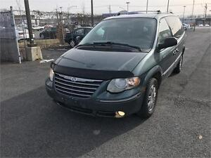 2005 Chrysler Town & Country Limited Cuir