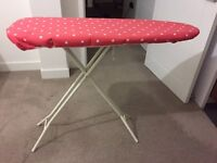 Ironing board + cover