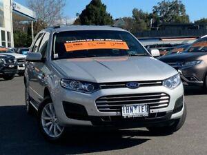 2016 Ford Territory SZ MkII TX Seq Sport Shift AWD Silver 6 Speed Sports Automatic Wagon Frankston Frankston Area Preview
