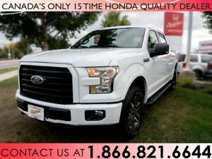 2016 Ford F-150 SPORT XLT 4x4 SUPERCREW CAB | NO ACCIDENTS | 1 O